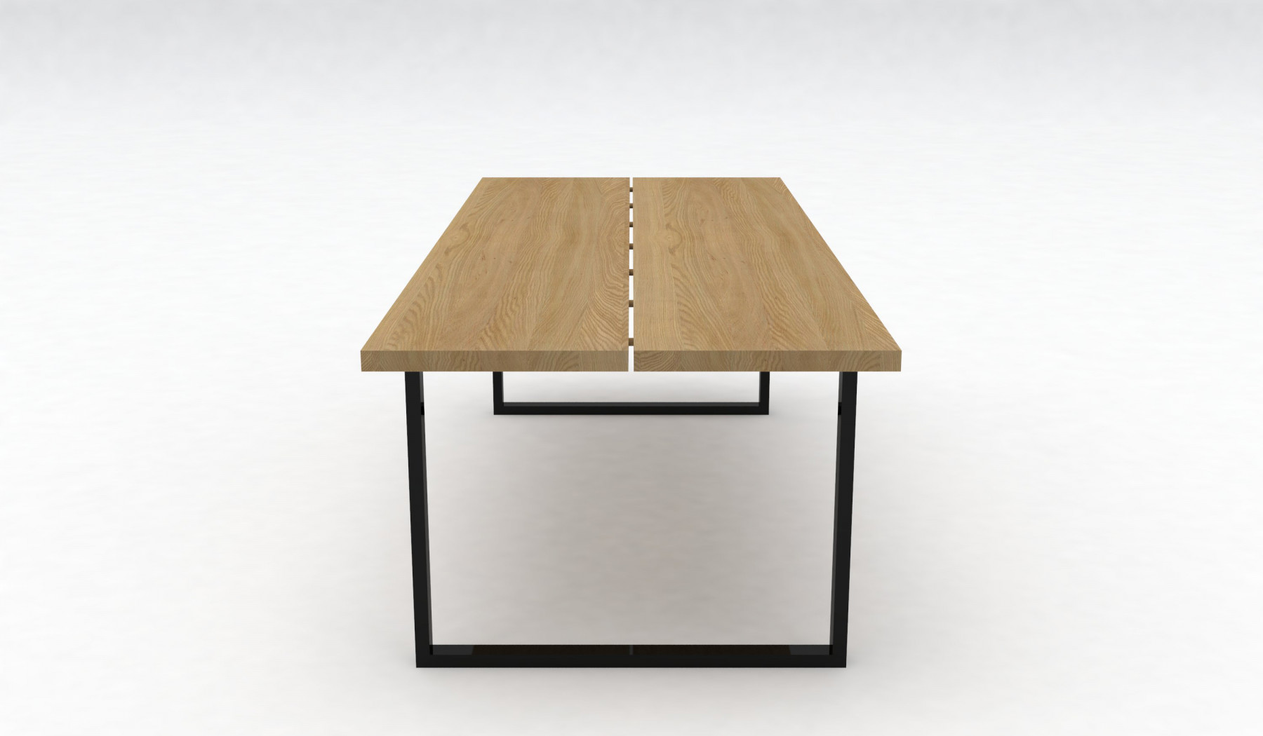 Forest Plankebord med 2 planker i naturolieret egetræ.