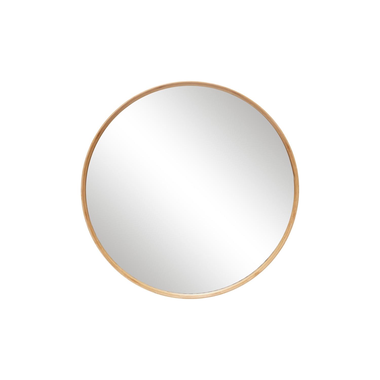 stort rundt spejl