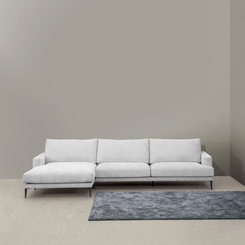 Drammen sofa med chaiselong