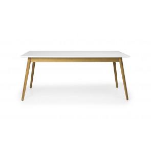 DOT Spisebord 180 Eg/Hvid
