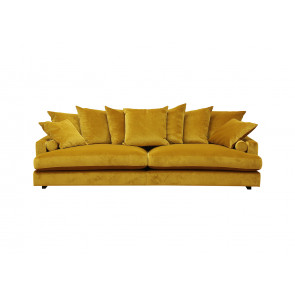All-In 3,5 Pers Sofa - Juke Gold Stof