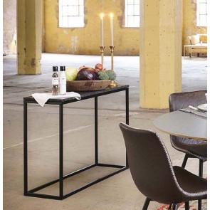 Amber Konsolbord Granit og Sort 100x35