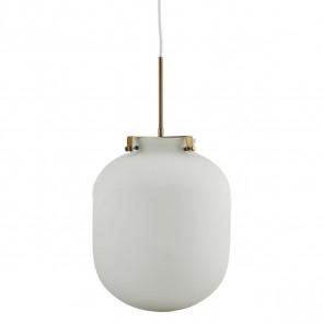 Ball Loftslampe Hvid - House Doctor