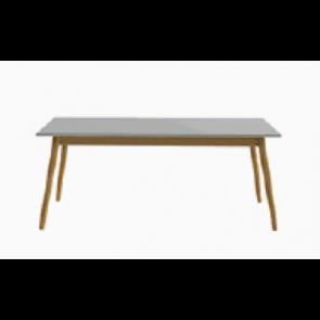 DOT Spisebord 180 Eg/Grå