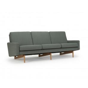 Egsmark 3 Pers. Sofa Elegance 518 Green