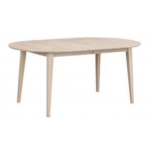 Feodora Ovalt Spisebord 170 Hvidpigm. Eg