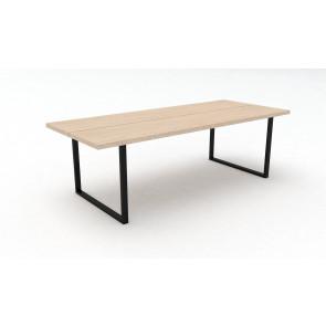 Forest Plankebord 2 plank hvidolieret eg 4 cm