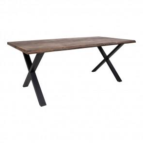 Grenoble Plankebord -Bølget Kant- Røget Eg
