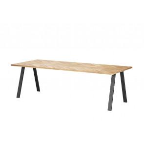Harmony Spisebord Sildeben Olieret Eg 240