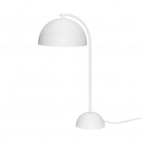 Hubsch Bordlampe i Hvid Metal ø23