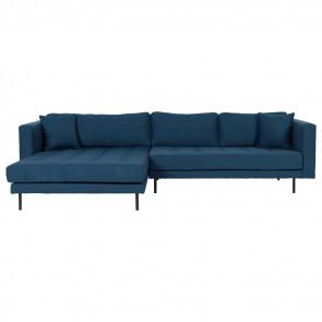 Milano Chaiselong Sofa Blå - vist venstre vendt