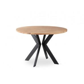 Rundt bord - Monogram Steel