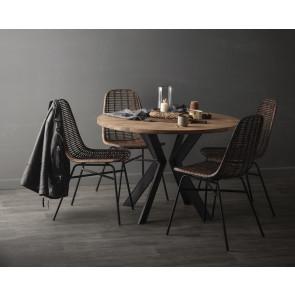 Monogram Steel vist med Arti stole