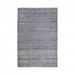 Olli Tæppe Gråblå - 230 x 160 cm