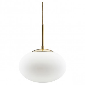 Opal Loftslampe Hvid Ø30 - House Doctor