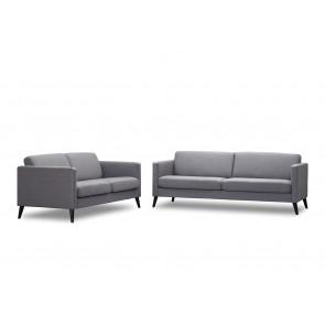 Tranekær sæt med 2,5 +3 pers. Sofaer.
