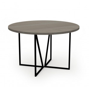 Zet rundt bord (obs. her vist som delt)