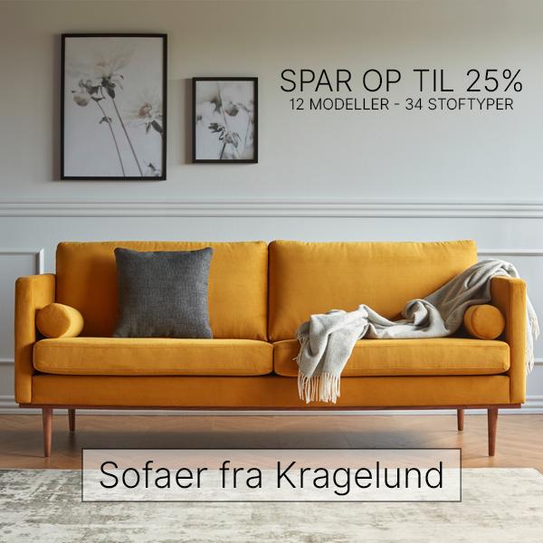 Kragelund sofaer