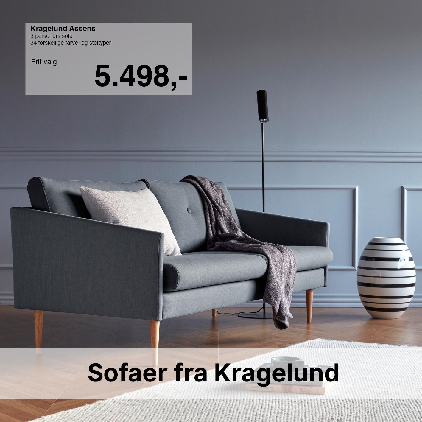 Assens sofa