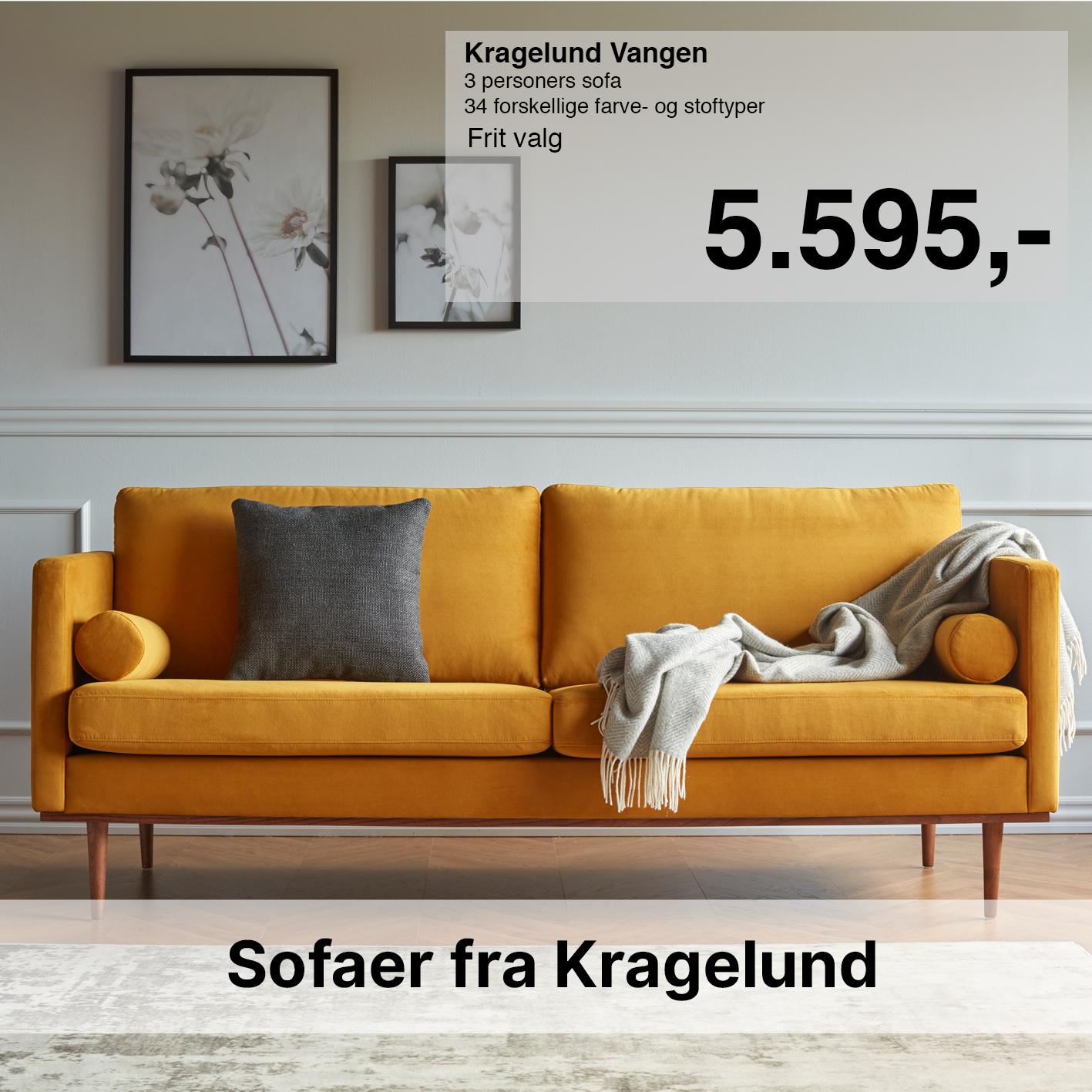 Sofaer fra kragelund
