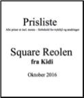 Square Reol Prisliste Foto
